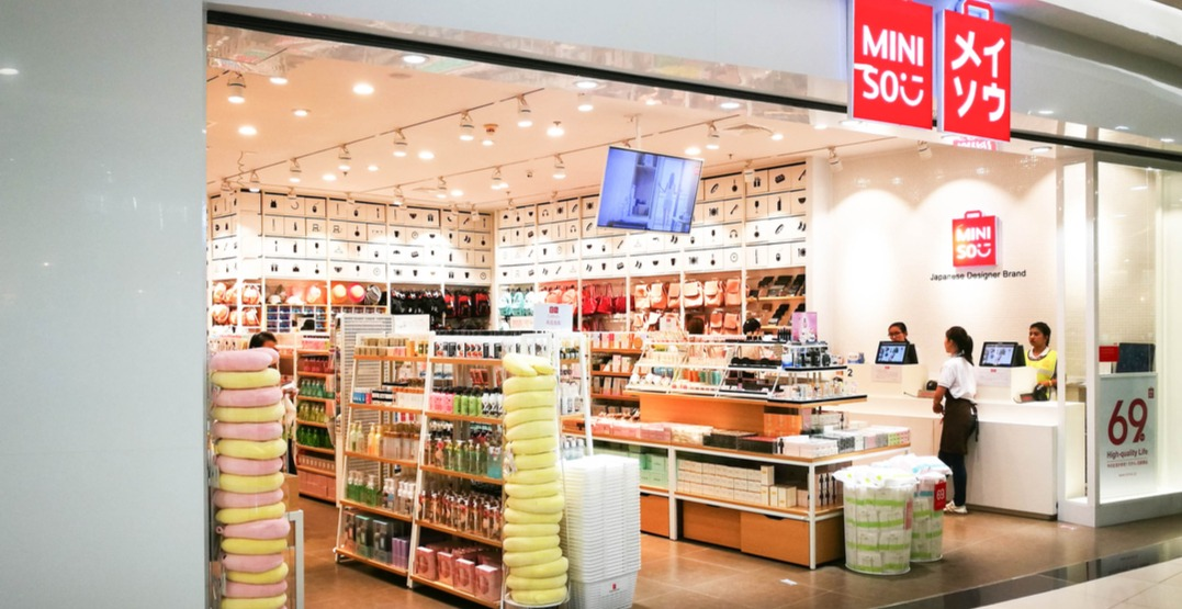 Miniso Canada Is Formally Submitting For Chapter And Is Over $20 Million In Debt