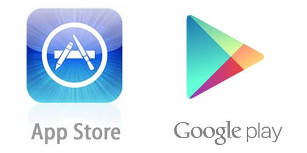 Between Apple's App Store and Goggle Play Store, Apple Wins in 2018