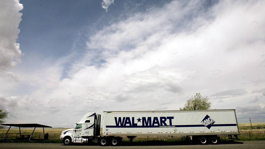 Walmart Is Hiring New People- Truck Drivers
