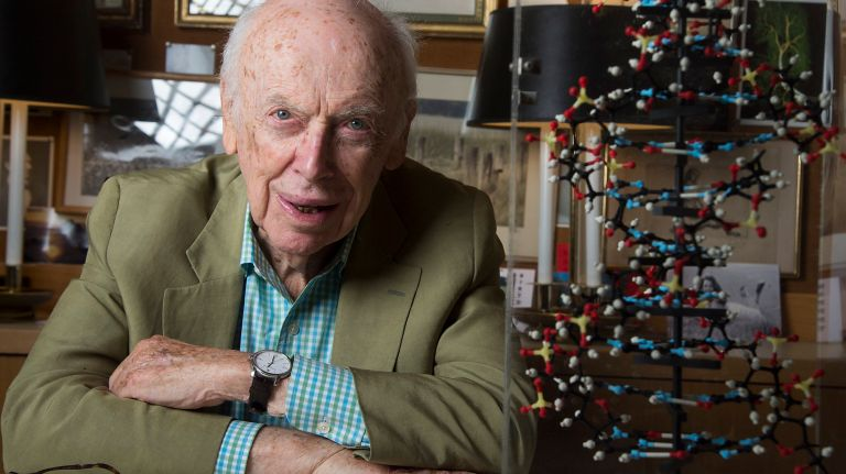 James Watson Removed from All the Honorary Titles