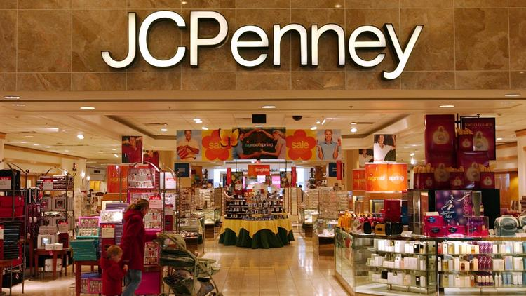 Not A Good Spring for J.C. Penney