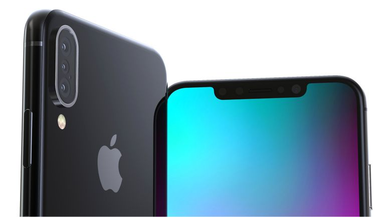 IPhone with Triple Lens Design