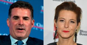 Kevin Plank's Relationship with Stephanie Ruhle Being Uncovered