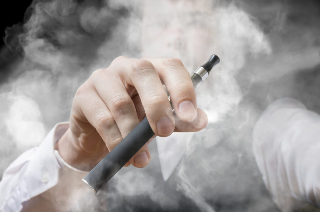Effect of E-Cigarettes On Health