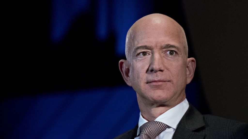 Media Source Which Leaked Information About Jeff Bezos Are Still Not Known