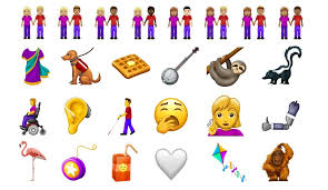 Emojis Are Getting More Upgraded