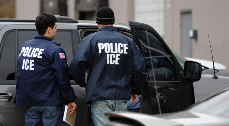 Immigration and Customs Enforcement (ICE)