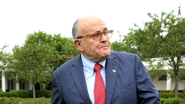 Trump to Be Aware of the Giuliani Factor