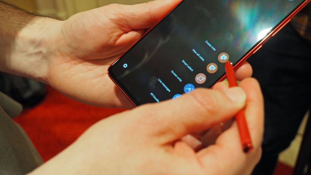 Surprise Update Coming in Galaxy Note 20